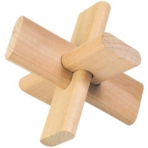 The Cross Puzzle