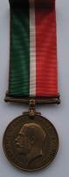 Mercantile Marin Medal to Charles Benson