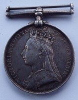 Afghanistan Medal to 1791 Pte H McElroy 70th Foot