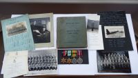 Battle of Britain and Night Fighter group to P/O G A F Edmiston  151 Squadron RAF