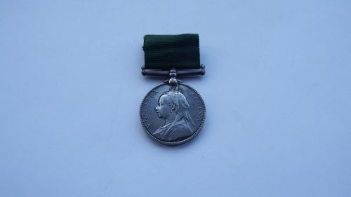 Unnamed Victorian LSVF Medal
