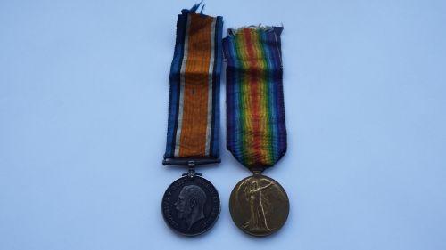 Pair to 26/351 A/Cpl W Inglis Northd Fus / KIA . Adanac Military Cemetery S