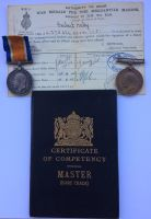 Mercantile Marine / original documents to Hebert Rigden Maley / from Adelaide South Australia