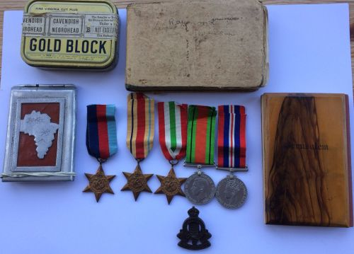 WW2 RAOC group to 7628869 Pte R Dodson RAOC