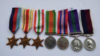 RAF LSGC group to 587540 Cpl D Parkinson RAF