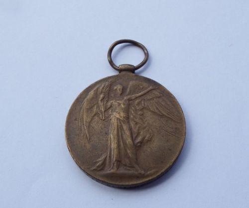 Victory Medal to S13168 Pte G Byers Gordons / KIA Arras