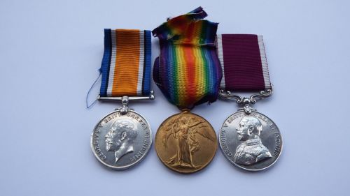 Pair and LSGC to 7269 CQM SJT A Potts Notts and Derby Regt
