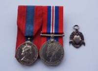 Imperial Service Medal group to Alfred Gettings