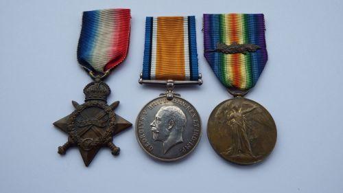 MID 1914/15 Trio to 3435 WO Cl2 J Owens R E Kent Yeomanry