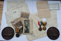 Great War Brothers casualty group Tyneside Scottish and Royal Garrison Artillery