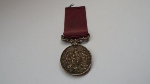 Victorian LSGC to 487 Sergt Chas Lucking 5th Dragoon GDS / entitled to Crim