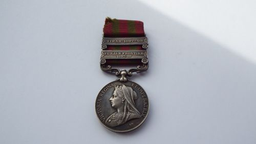 1895 IGS to 4320 Pte J Urwin 1st Bn East Yorks