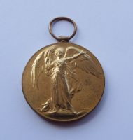 Victory medal to 2 Lieut J Grant