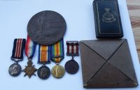 Great War retrospective MM group to 2211 WO CL 2 W. Smithson 1/7th Battalion Liverpool Regiment / with original ephemera