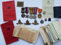 A  Dunkirk group to 3955159 Pte D R Davies KSLI