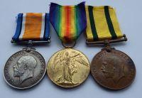 Territorial Group to Captain Kay Gordon Highlanders - Shetland Company Gordon Highlanders