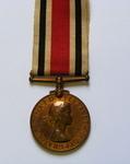 Queen Elizabeth Special Constabulary Medal