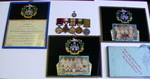 DCM MID 1914 Star Bar Trio & Defence to Lieutenant Nee 7955 SJT T Cooper 2 Essex R