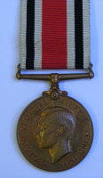 Special Constabulary Medal to COMDT James D Charmichael