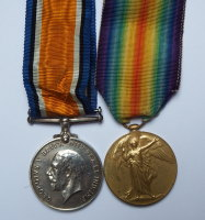 Pair to 9/1682 Pte C Harris DLI  KIA Kemmel Hill Sector Trenches