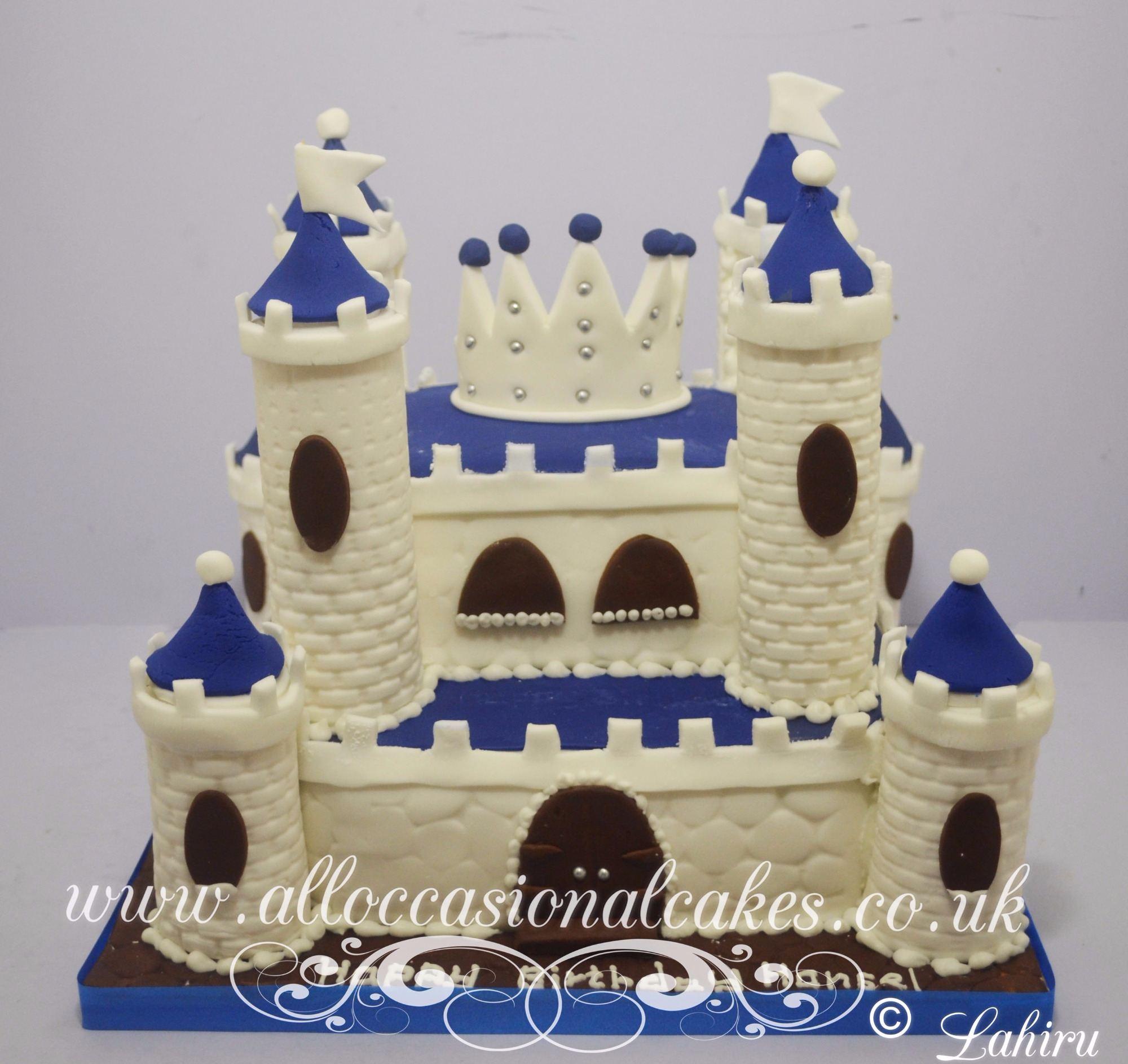 castel cake for him
