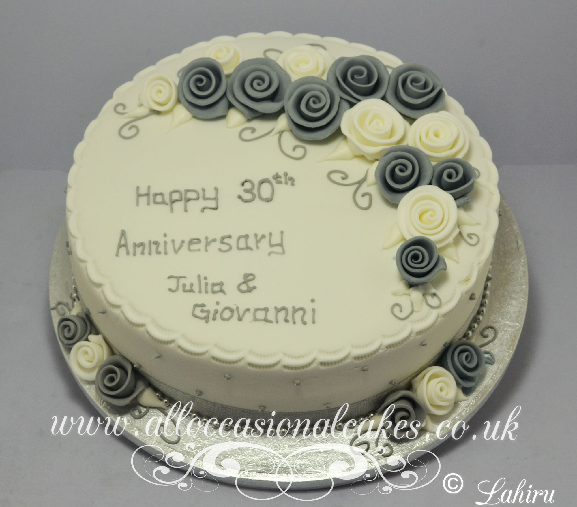 bristol Anniversary cakes, emersons green anniversary cakes, downend ...