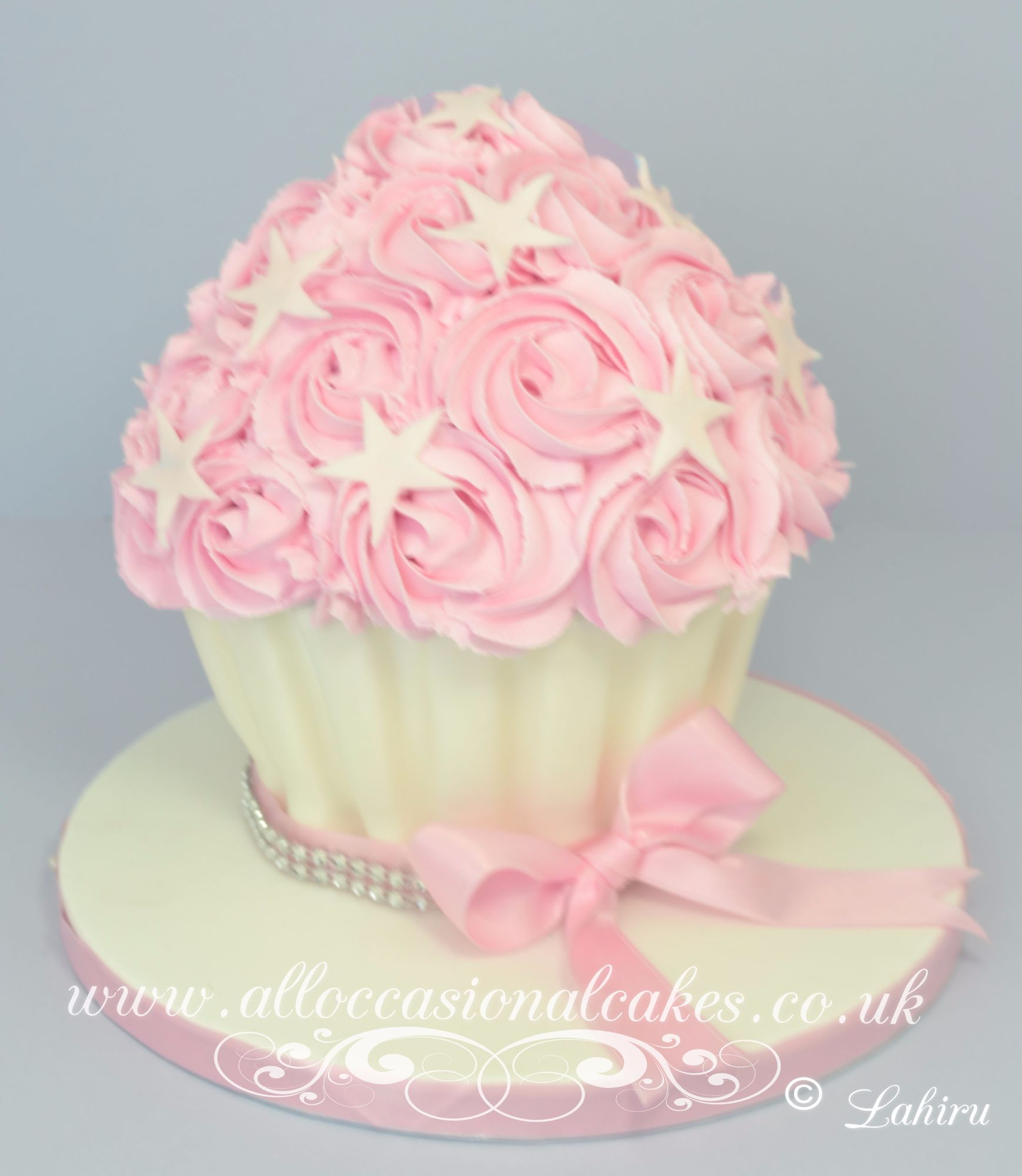 giant cupcake 1