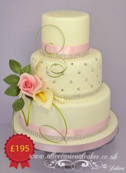 3 tier set price wedding cake 001