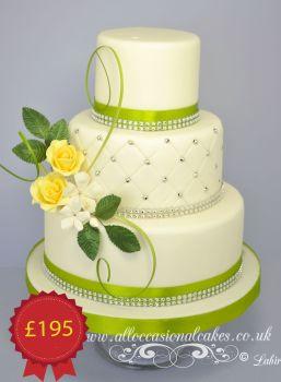 3 tier set price wedding cake 002