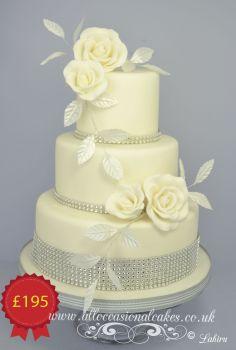 3 tier set price wedding cake 004