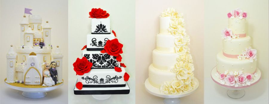 Cakes for all occasions Wedding cake home page