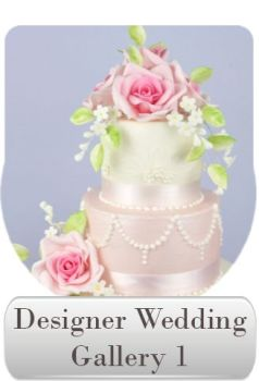 Designer Wedding Cake Gallery 1 Link