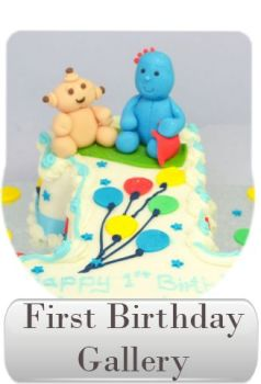 First Birthday Gallery Link