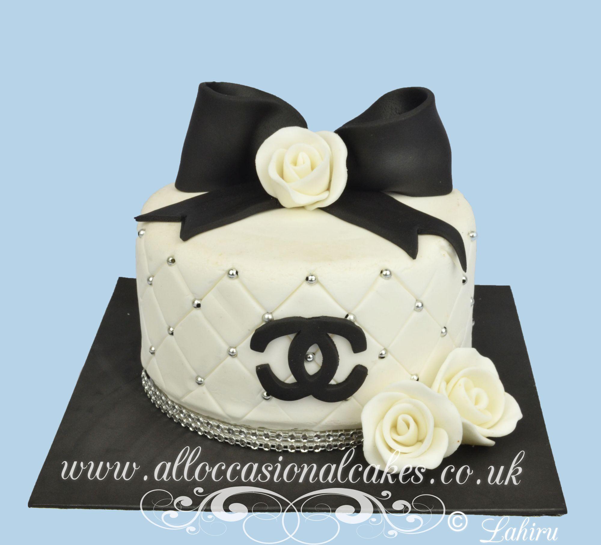sugar handbag cake
