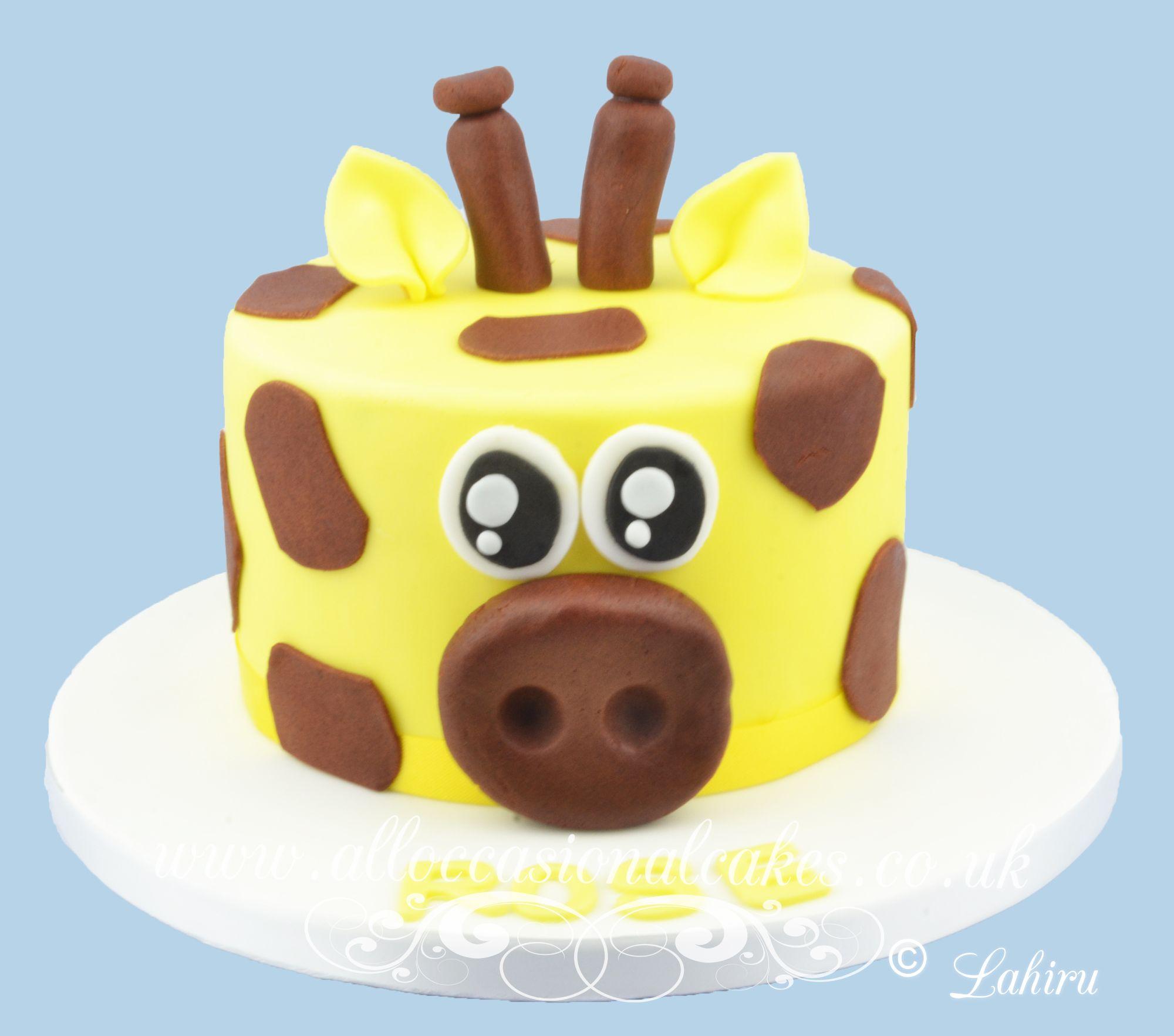 giraffe cake 2