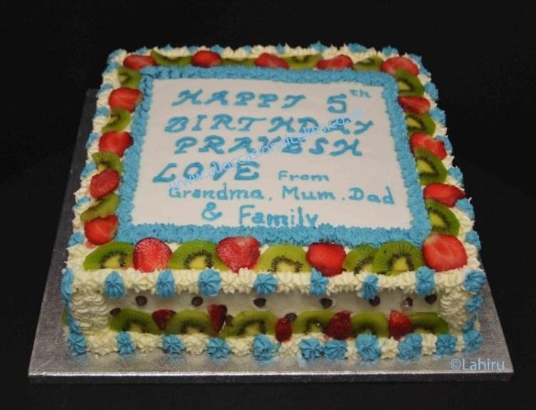 egg free cake bristol