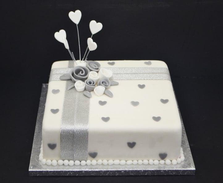 Bristol Anniversary Cakes Emersons Green Anniversary Cakes Downend Anniversary Cakes Bath