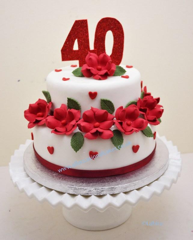 bristol Anniversary cakes, emersons green anniversary ...