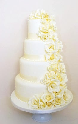 Wedding Cake Prices And Information