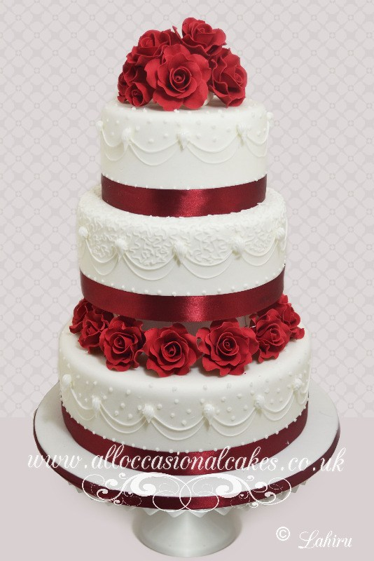 Fab Sri Lanka Birthday Cake