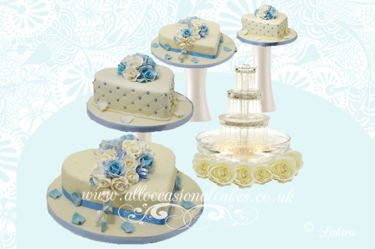 Asian Wedding Cake 2