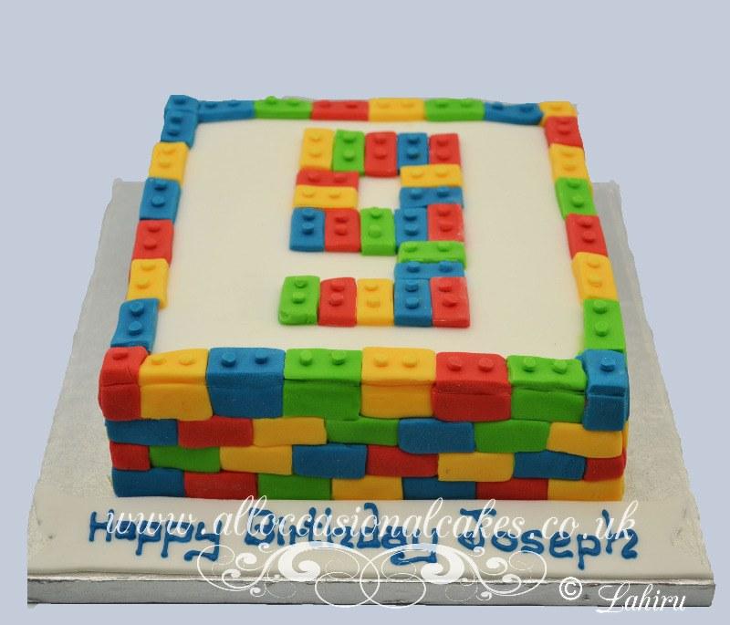 Lego Birthday Cake Bristol