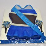 cheerleading cake