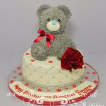 me to you bear cake 2