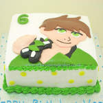 Ben ten Birthday cake CFA001