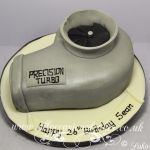 turbo compressor cake