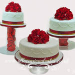 Asian Wedding Cake 7