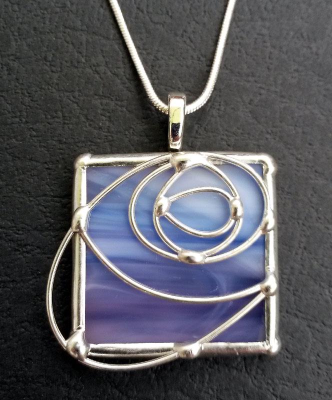 Mackintosh Rose Pendant