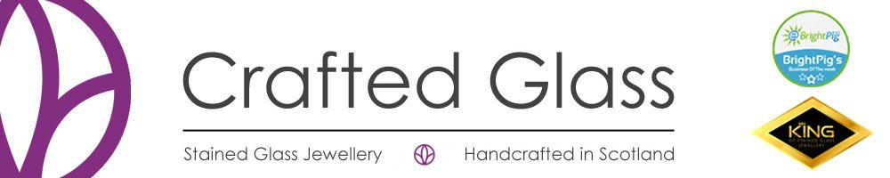 Crafted Glass, site logo.