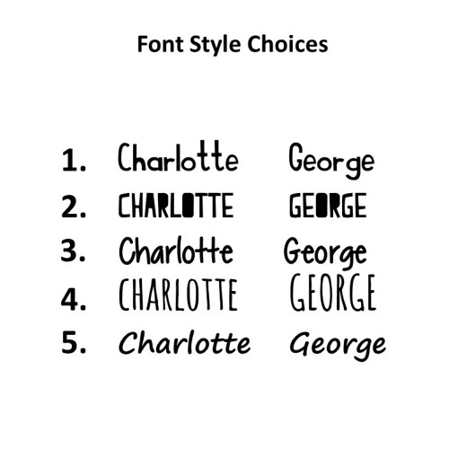 fontstylechoicesmotif
